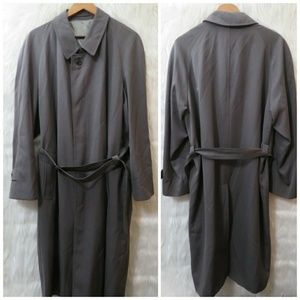 💖 Men's Pierre Cardin Trench Coat 💖